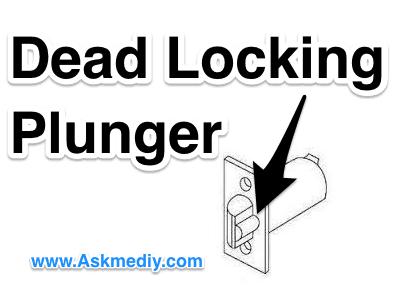 Deadlocking Plunger