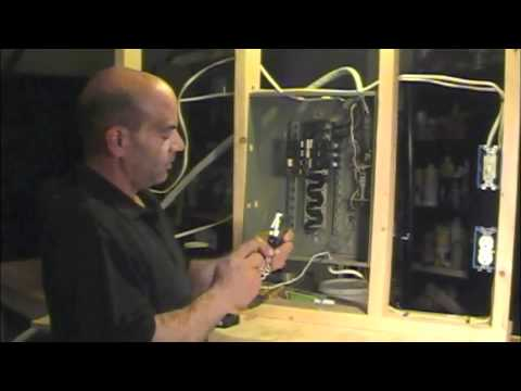 How to install A Arc Fault Circuit Breaker / Interrupter Video
