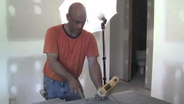 How To Install Tile Board