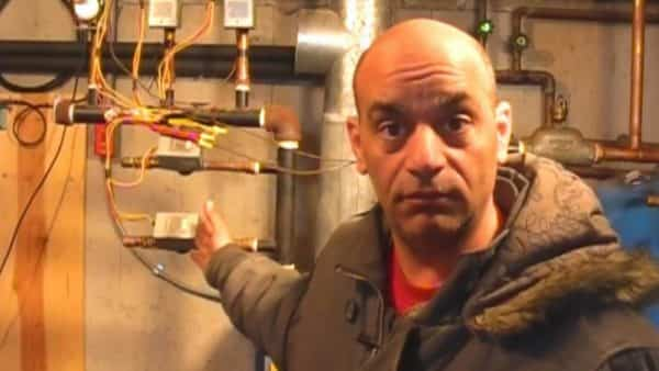 How to remove the air from your boiler heating system