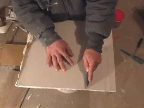 How To Repair A Big Hole In Sheetrock