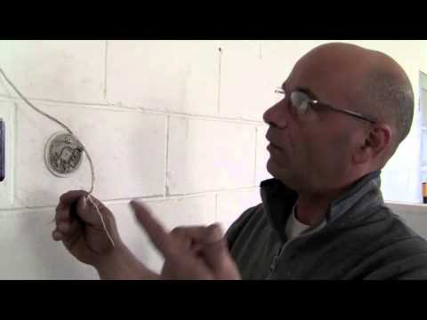 How to replace a low voltage thermostat. Not for electric heat.