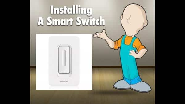 Installing A Smart Switch